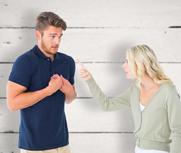 爱吵架的夫妇可能活得更久