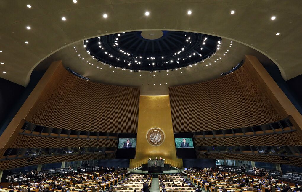矛盾升级?联合国安理会通过乌克兰关于黑海军事化决议