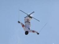 国际雪联自由式滑雪雪上技巧世界杯落幕