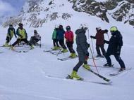 中国残奥高山滑雪运动员再获世锦赛资格