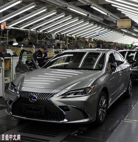连续6年破千万 丰田2019年全球销售目标1076万辆