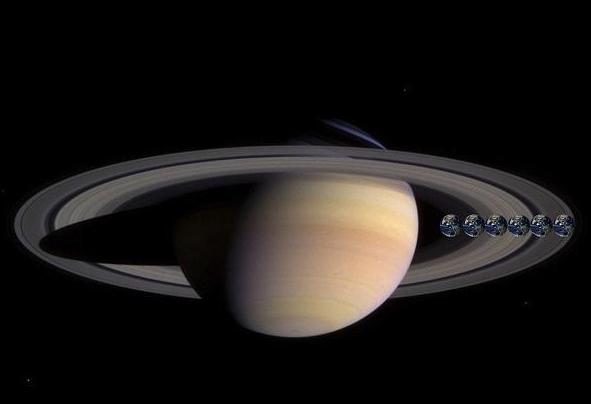 "NASA:土星环正在被土星""吃掉"" 寿命已减少2亿年"