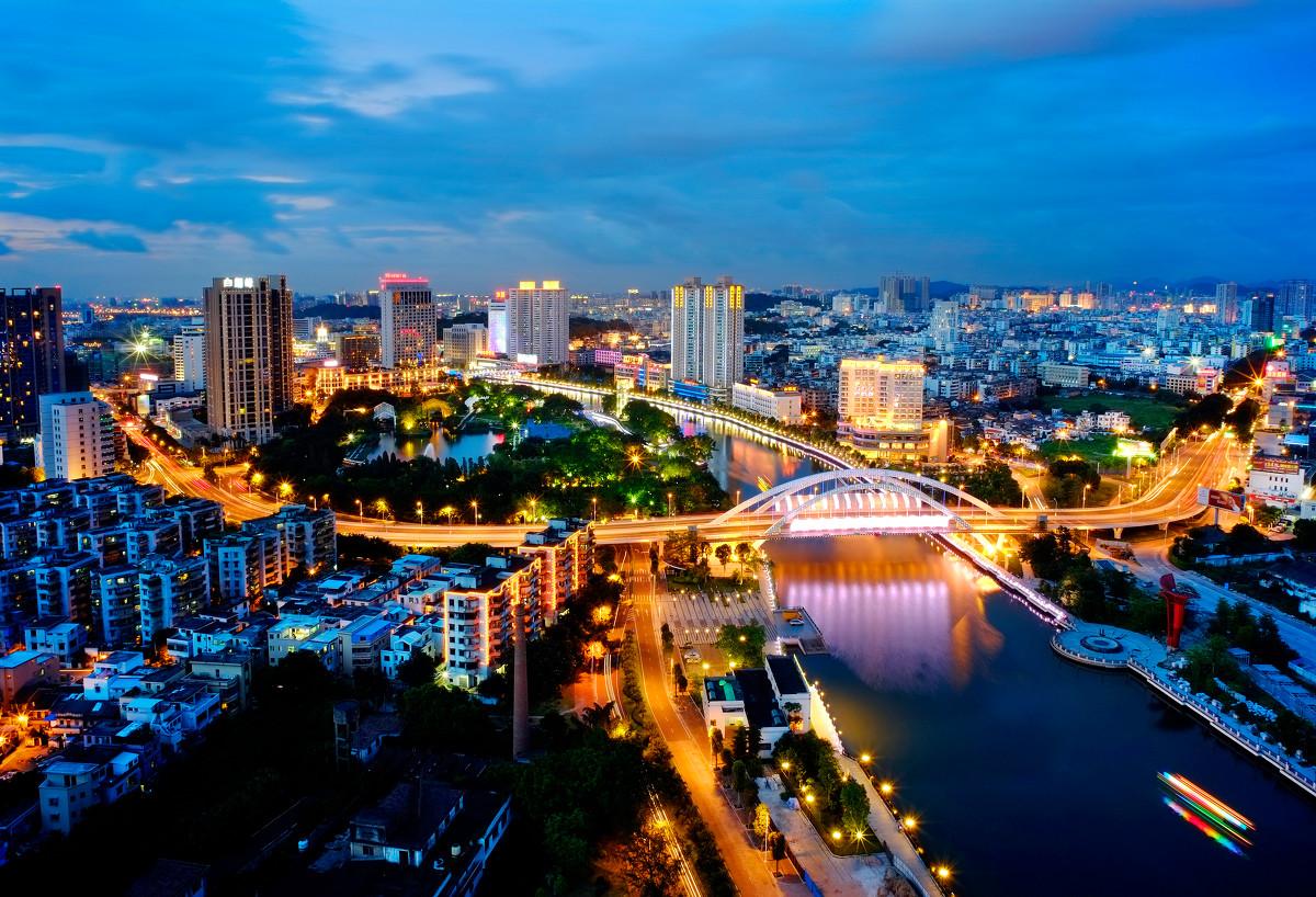 福布斯发布中国大陆最佳地级城市30强发布 中山排名第二!
