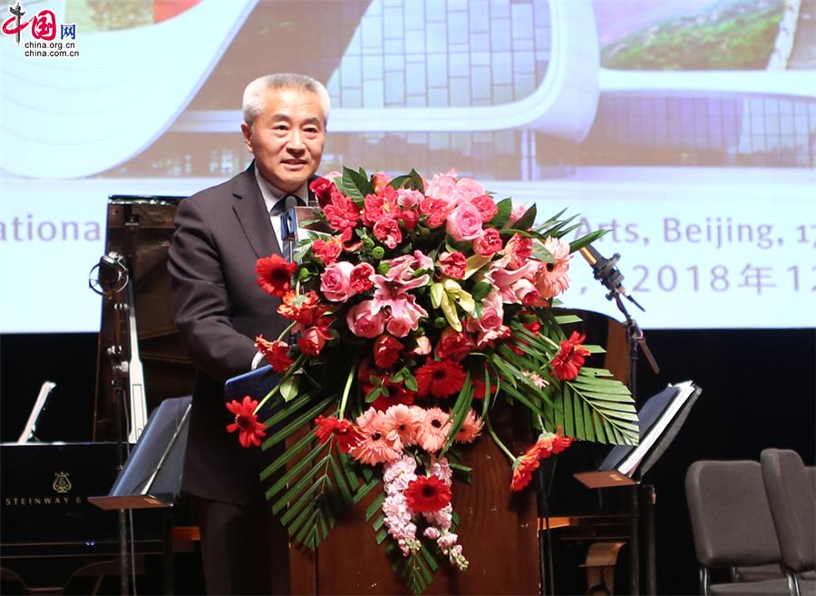 中国-阿塞拜疆友好音乐会在京举行 共筑友谊之桥