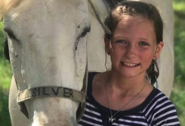 奇迹?美国女孩被诊断患脑瘤半年后 肿瘤神奇消失
