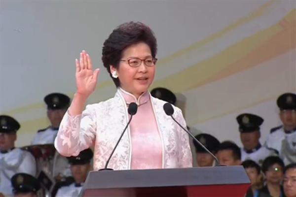 香港明年初审议国歌法条例 辱国歌最高囚3年罚5万