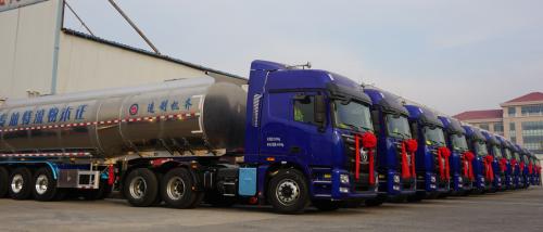助力危化运输升级--欧曼以一体化解决方案再写山东危化安全运输新篇章