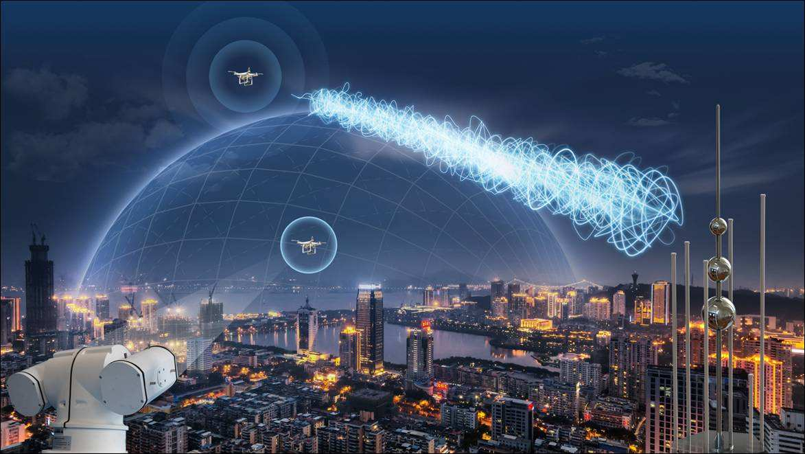 全国首届机场防范无人机技术大赛开幕