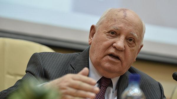 苏联因《中导条约》单方面解除武装?戈尔巴乔夫反驳普