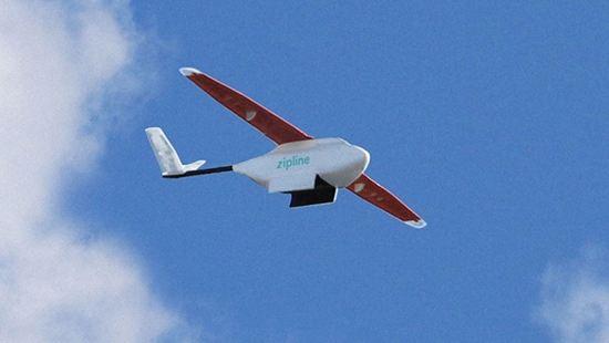 无人机在瓦努阿图成功运送疫苗 当地无医疗机构且交通不便