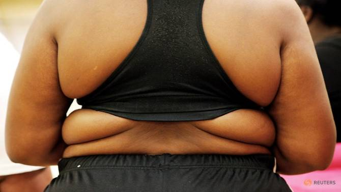研究:美国肥胖率上升 尝试减肥成年人增加