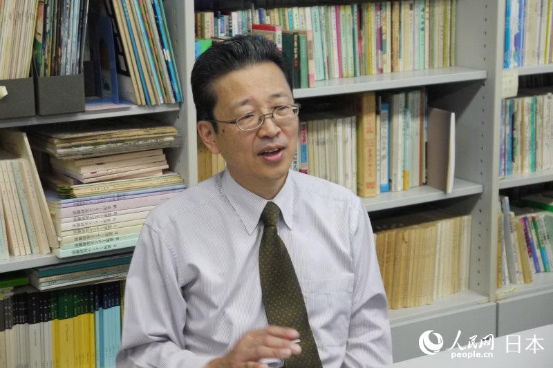 日本汉学家:中日间应该相互关注彼此的优点