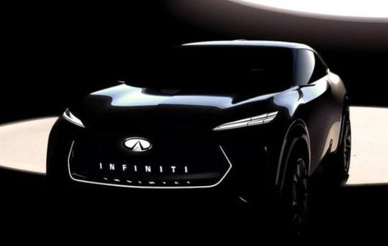 迈出电动第一步 英菲尼迪将发布纯电概念车