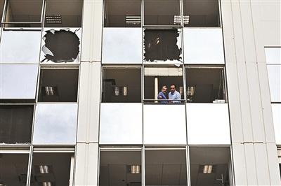 希腊一电视台遭炸弹袭击