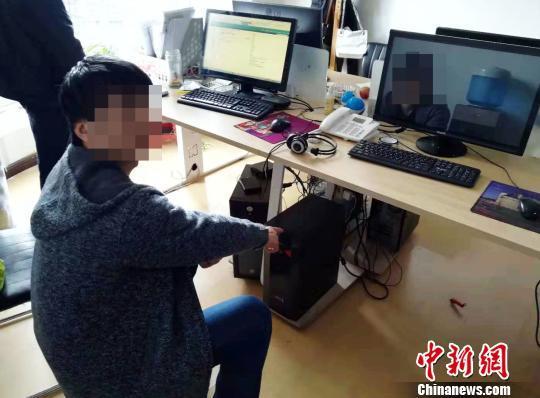 """广西警方侦破首例""""网络水军""""案 有偿发贴近2000条"""