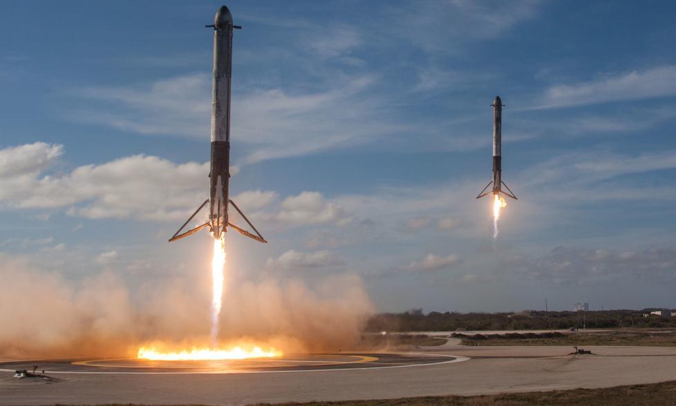 传SpaceX正进行5亿美元融资 估值达到305亿美元