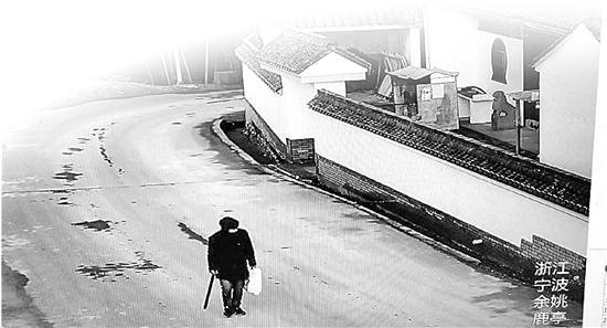 17岁男孩负气离家出走 三天从浙江绍兴徒步到宁波