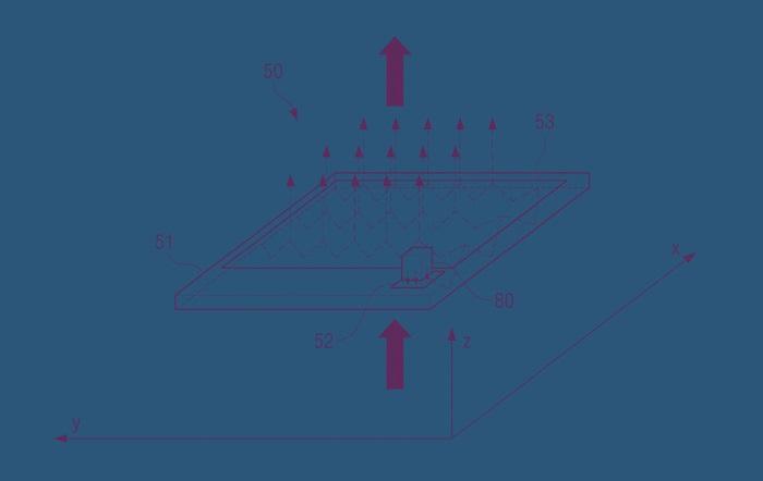 三星新专利:一款再现全息图像的设备及实现方法