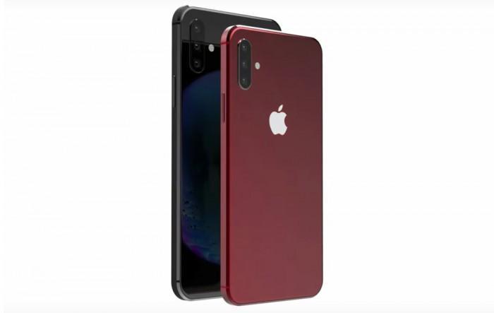 饭制iPhone XI概念图曝光:是你想要的iPhone吗?