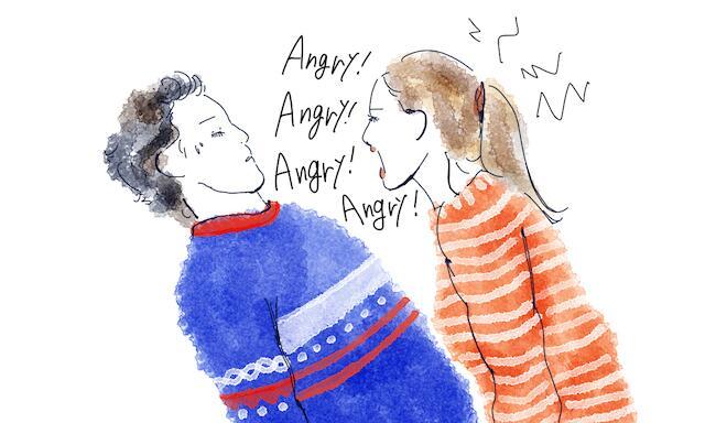 和老公发脾气?为何总是不会好好说话!