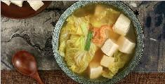 豆腐白菜汤怎么做才能好吃又营养?