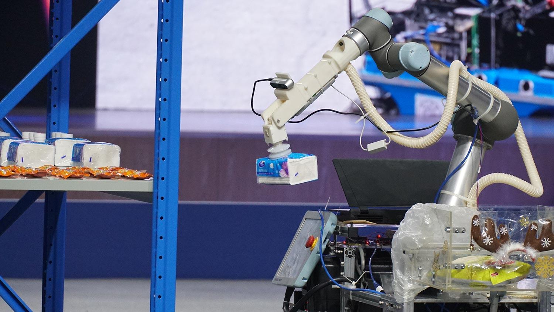 2018京东机器人挑战赛收官 10支队伍瓜分200万奖金