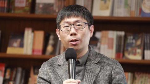 作家蔡骏:悬疑的魅力对所有人来说都存在
