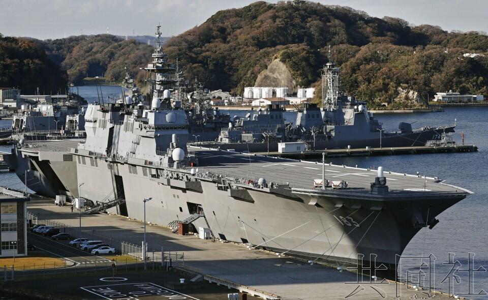 日媒:日本自卫队内部也对采购巨额装备抱有疑问