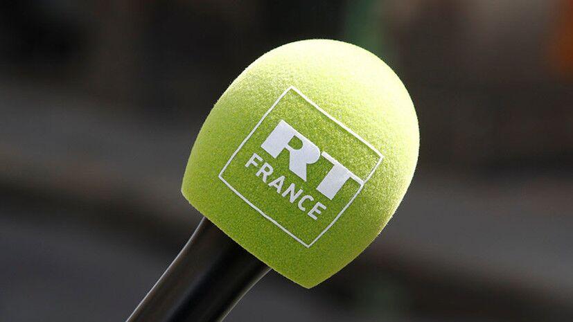 俄总统新闻秘书:法国当局正在与RT进行信息战
