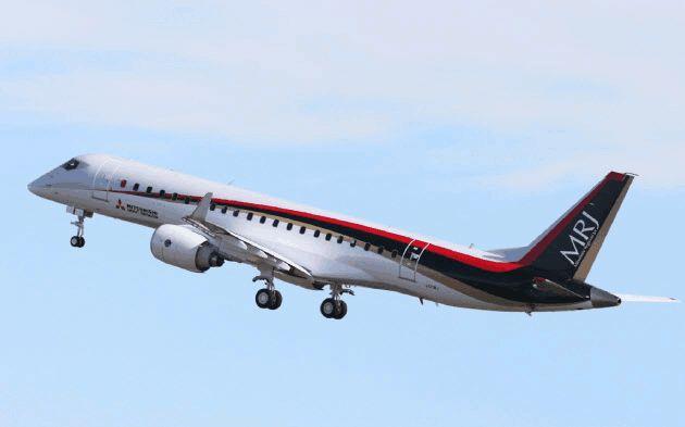 日本国土交通省将于2019年初实施MRJ飞行测试
