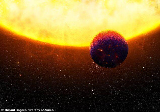 """宝石行星:21光年外""""超级地球""""可能被宝石覆盖"""