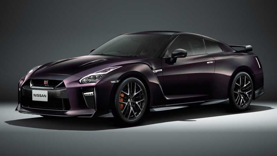 日产发布GT-R特别版 限量50台/日本销售