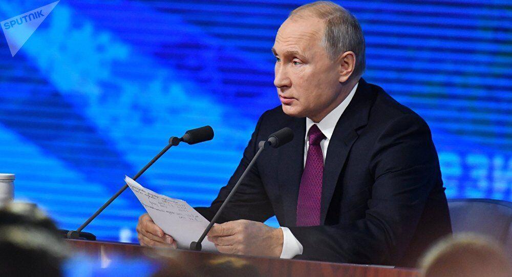 普京:核威胁被低估 降低武器控制可能导致核灾难