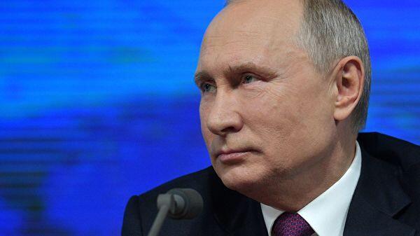 """普京回应""""是否想统治世界"""":想统治世界的人都在华盛顿"""