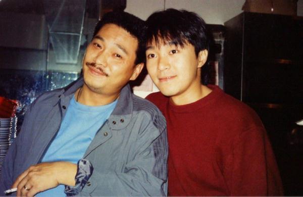 珍贵老照片:王祖贤和迈克尔杰克逊是老相识,图5是站着的霍金