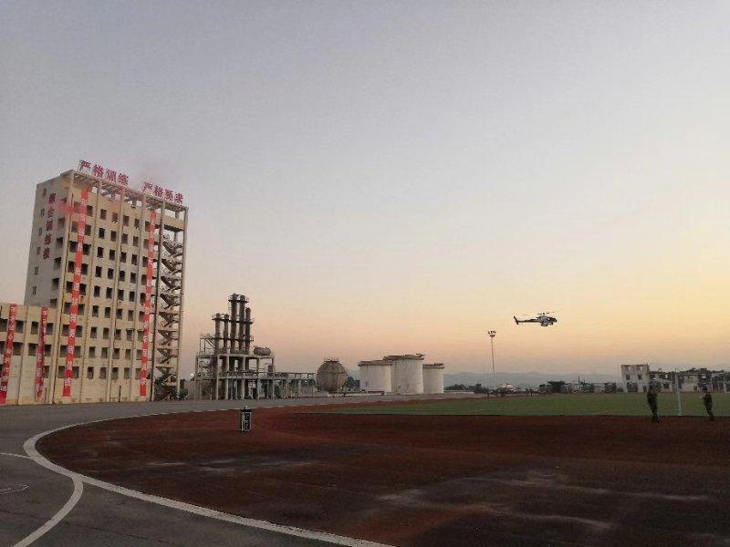 高空灭火、无人机拼图!湖南全省公安警用无人机技能比武