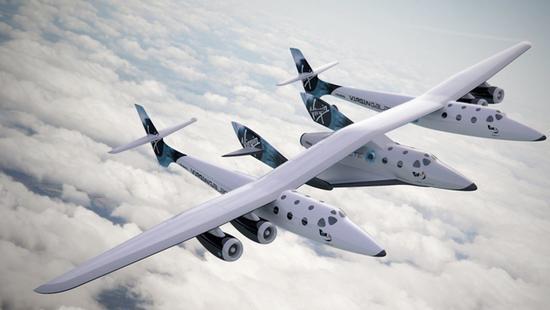 维珍银河太空船2号试航成功 却遭NASA宇航员抨击