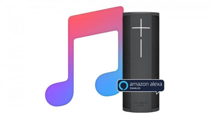 亚马逊:更多第三方Alexa扬声器将支持Apple Music
