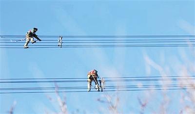 """冰雪来了?电网融冰""""黑科技""""再升级"""