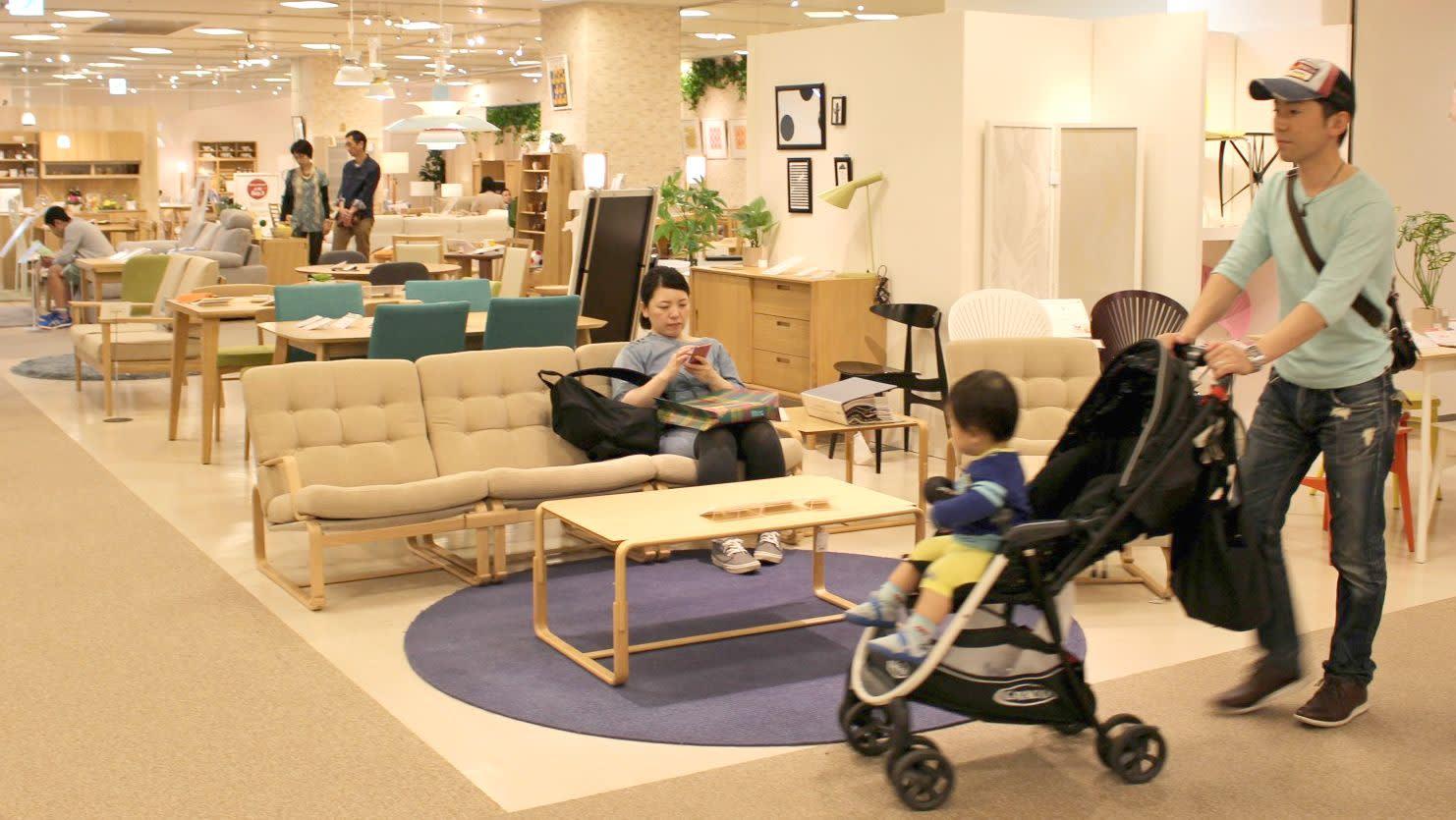 日本大冢家具与阿里系中国居然之家合作