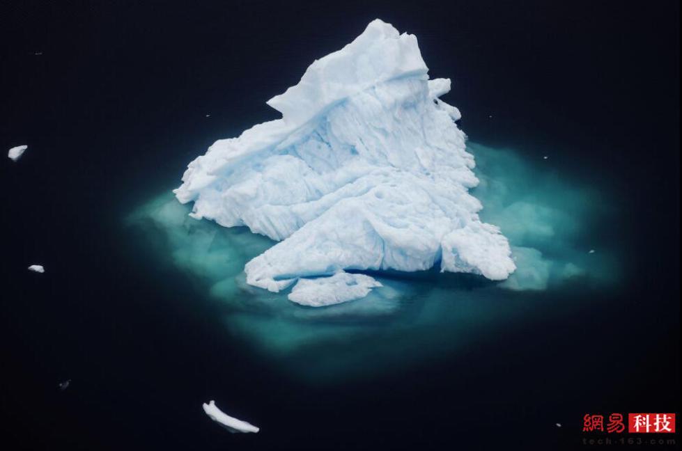 路透社摄影师用无人机记录气候变化