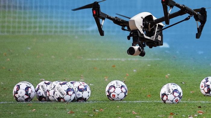 不莱梅用无人机偷窥训练 霍芬海姆已经报警