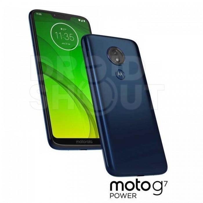 2019款Moto G7系列渲染图现身