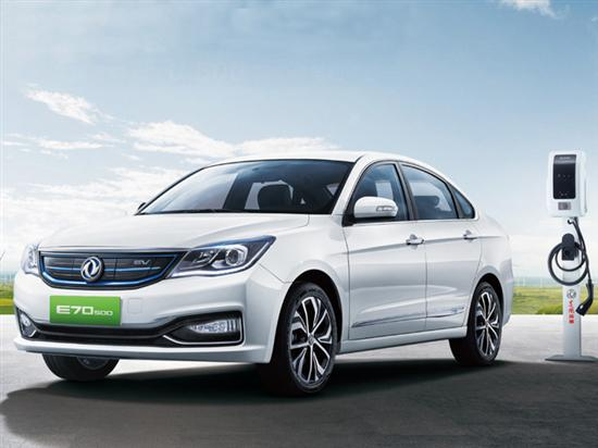 风神新一代纯电轿车 续航达508公里 明年开售