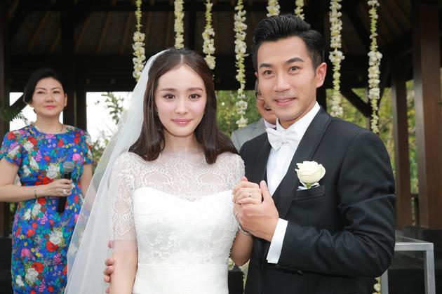 2年前改口 杨幂为刘恺威发文庆生似藏离婚玄机