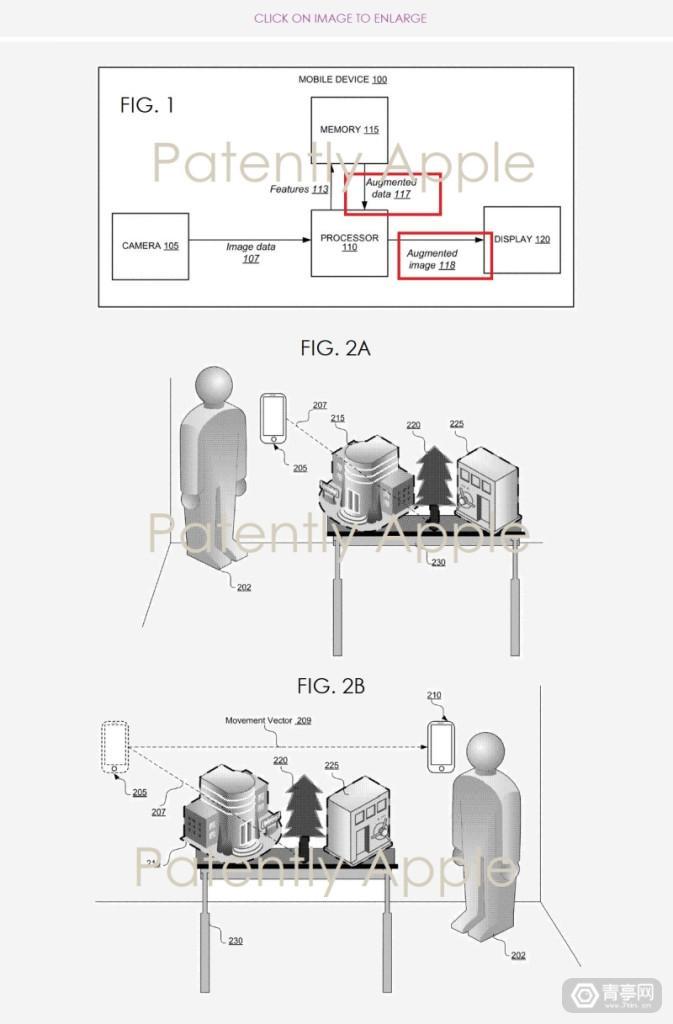 苹果AR地图专利曝光 有望与导航应用配合使用