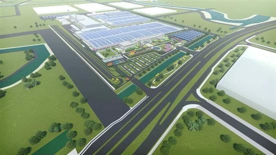 国内最透明新能源工厂竣工 手机看制造进度