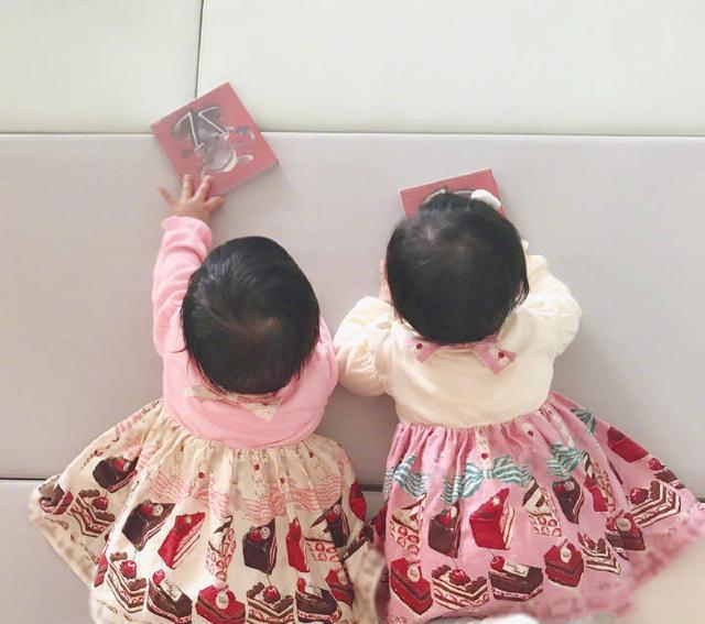 """张杰女儿身着蛋糕裙出镜,为爸爸庆生,杰哥:""""爸爸又年轻一岁"""""""
