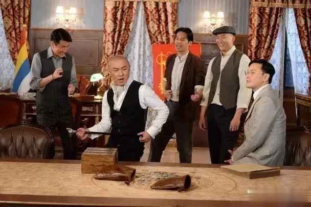 TVB《大帅哥》下周剧透:天骄日本间谍身份曝光?