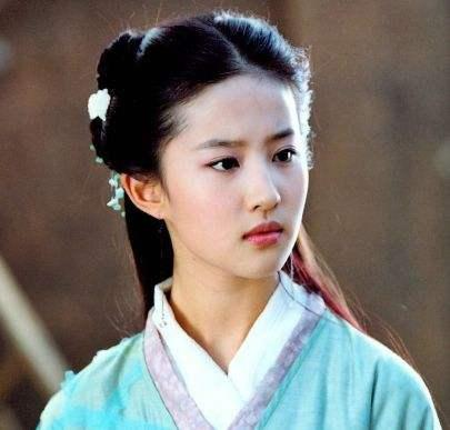刘亦菲,我们的神仙妹妹